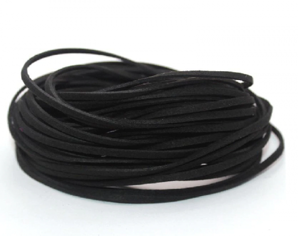 Leder Schmuck Halskette 3mm